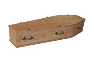 York Coffin - Coffins from Albert Parr & Sons